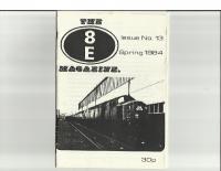 8E Magazine No 13 Spring 1984