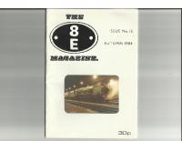 8E Magazine No 15 Autumn 1984