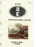 8E Magazine No 19 Autumn 1985