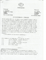 Newsletter No 4 March 1982