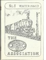 8E Magazine No 8 Winter 1982-83