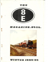 8E Magazine No 20 Winter 1985-6