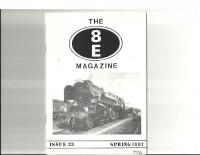 8E Magazine No 23 Spring 1987