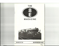 8E Magazine No 24 Summer 1987