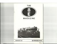 8E Magazine No 24 Summer 1987