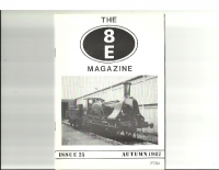 8E Magazine No 25 Autumn 1987