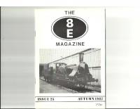 8E Magazine No 25 Autumn 1987