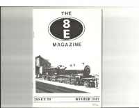 8E Magazine No 26 Winter 1987
