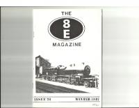 8E Magazine No 26 Winter 1987