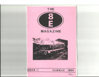 8E Magazine No 28 Summer 1989