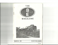 8E Magazine No 29 Winter 1989