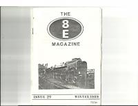 8E Magazine No 29 Winter 1989