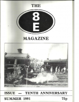 8E Magazine No 32 – Summer 1991