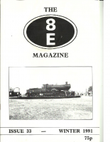 8E Magazine No 33 – Winter 1991