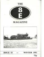 8E Magazine No 33 – Winter 1991