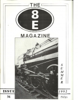 8E Magazine No 34 – Summer 1992