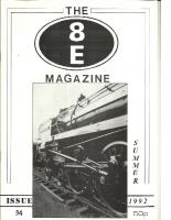 8E Magazine No 34 – Summer 1992
