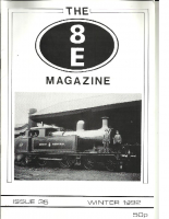 8E Magazine No 35 – Winter 1992