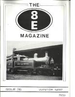 8E Magazine No 35 – Winter 1992