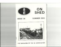 8E Magazine No 36 – Summer 1993