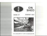 8E Magazine No 37 – Winter 1993
