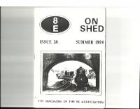 8E Magazine No 38 – Summer 1994