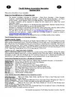 8E Newsletter – 2010 (Summer)