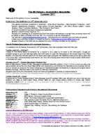 8E Newsletter – 2011 (Summer)