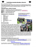 8E Newsletter – 2012 (Winter)