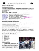 8E Newsletter – 2013