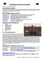 8E Newsletter – 2014