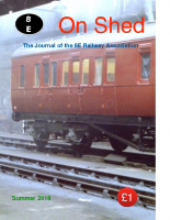 On Shed Journal – Summer 2018