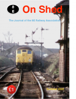No.8 On Shed Journal (Summer 2020)