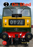 No.10 On Shed Journal (Summer 2021)